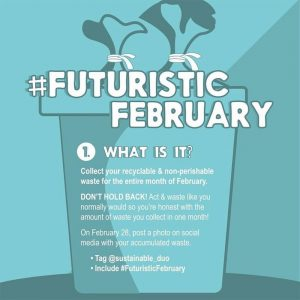 Futuristic February Challenge